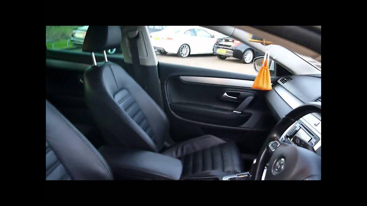 2008 Volkswagen Passat CC GT 20TDI DSG For Sale In Hampshire