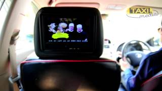 Ramen ads in taxi by Taximedia Thailand Thumbnail