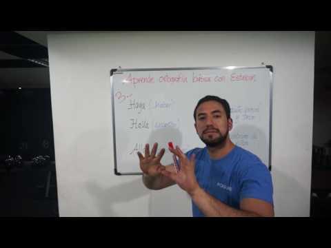 Reglas de Ortografía: Uso de la Z: -anza from YouTube · Duration:  7 minutes