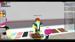 PLAYING ROBLOX FOR THE FIRST TIME WOO HOO