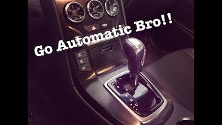 Top 6 Reasons Why You Should Buy An Automatic! (NOT A MANUAL) - Parody