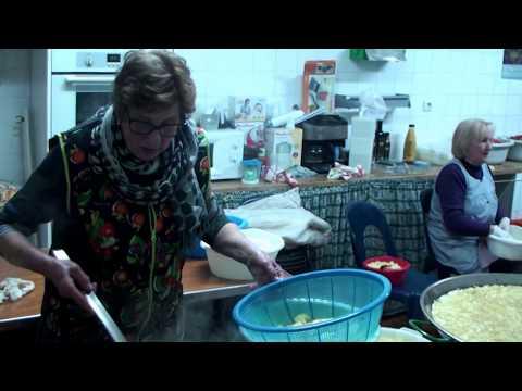 Godall, 20180308 15 Fira de l'Oli i l'Espàrrec 01 preparatius