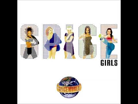 Spice Girls  -  Never Give Up On The Good Times (Instrumental)
