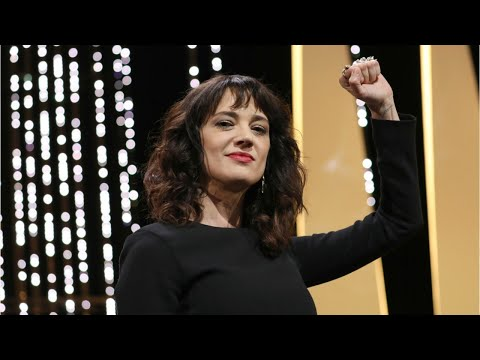 Asia Argento Calls Cannes Harvey Weinstein's 'Hunting Ground' In Festival Speech