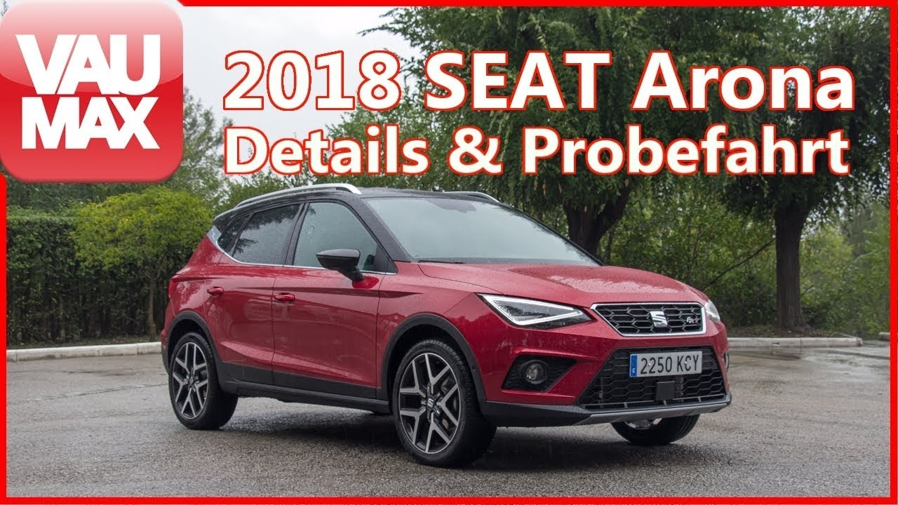 2018 seat arona fr im review fahrbericht details kaufberatung test youtube. Black Bedroom Furniture Sets. Home Design Ideas