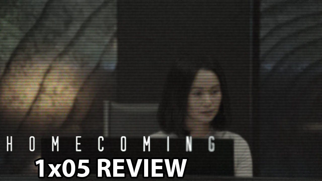 Download Homecoming Season 1 Episode 5 'Helping' Review/Discussion