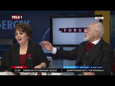 Forum - Ayşenur Arslan (8 Mart 2017) | Tele1 TV