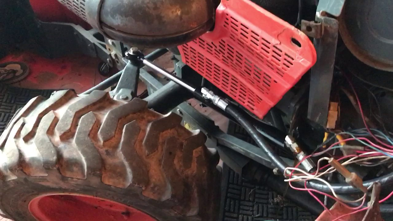 Kubota b8200 has come a long way, picture heavy - MyTractorForum com