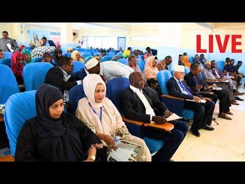 DEG-DEG Jaahwareerkii Baarlamanka Somalia oo Meel Xun gaadhay 🔴Live.