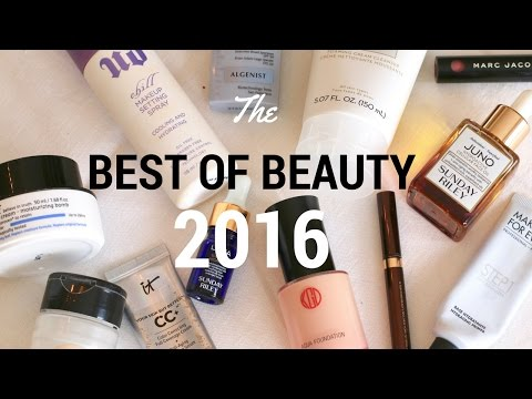 BEST OF BEAUTY 2016- Skincare + Makeup