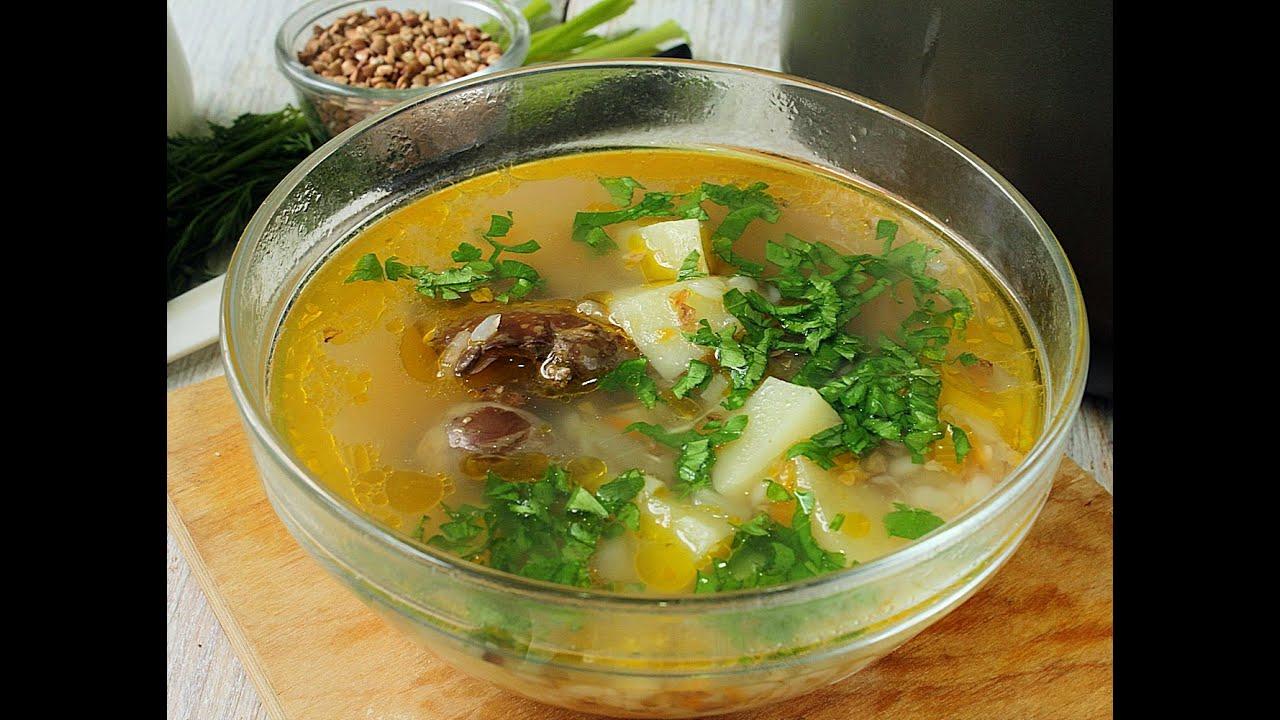 приготовить суп в мультиварке рецепты