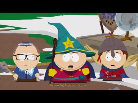 MY DAD'S A SAVAGE!!!!   South Park Stick of Truth #1