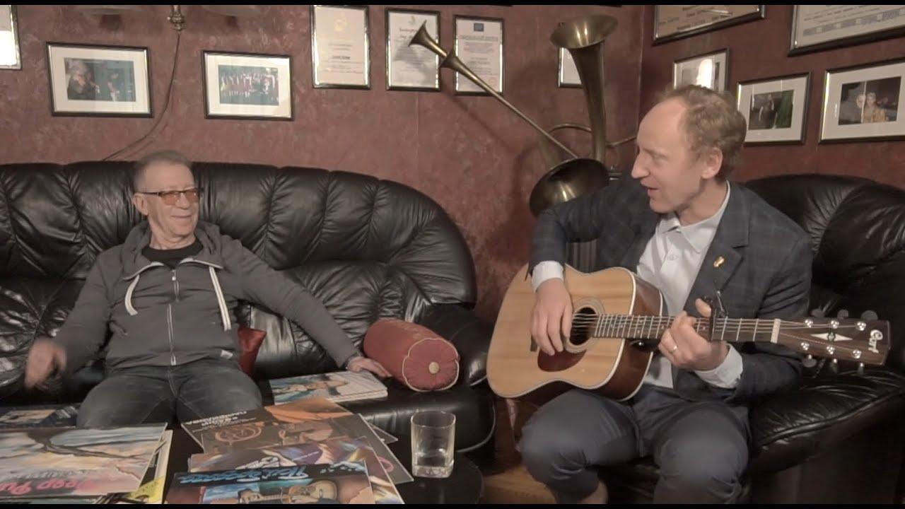 Олег Кваша и Денис Сорокин - Зеленоглазое такси
