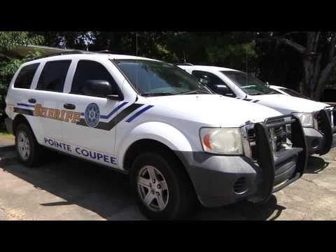 Pointe Coupee Sergeant Arrested