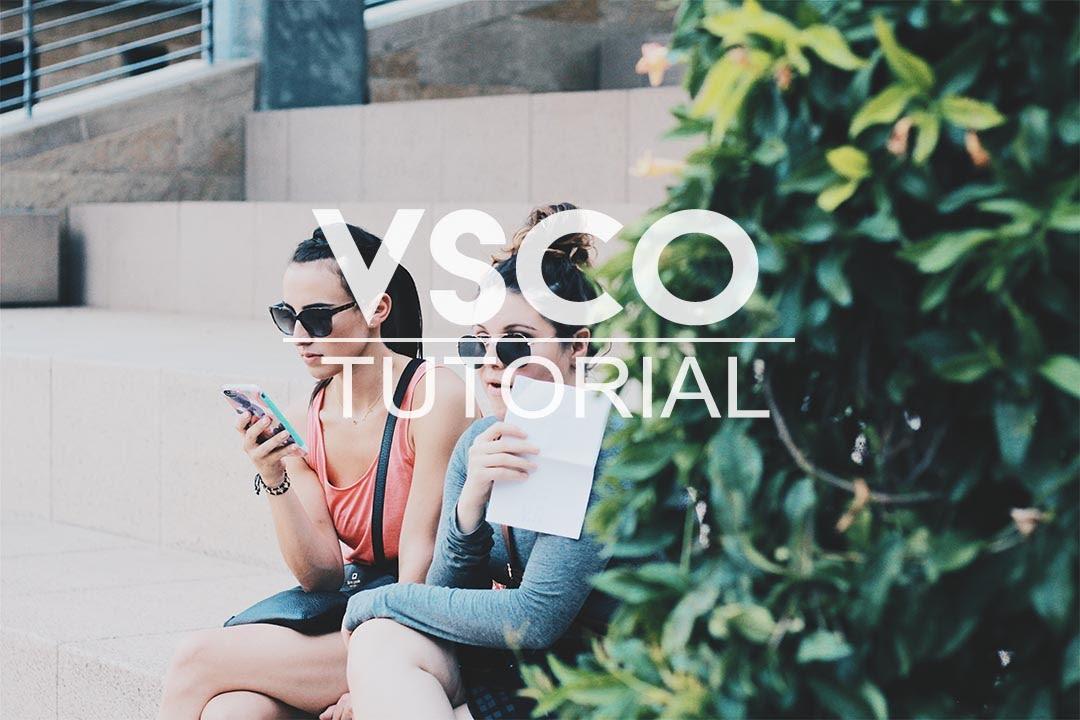 BEST VSCO EDITING TUTORIAL EVER!!! - YouTube