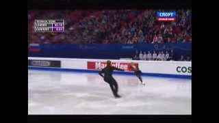 European Figure Skating Championships 2015. FS. Evgenia TARASOVA / Vladimir MOROZOV(, 2015-01-30T14:58:10.000Z)