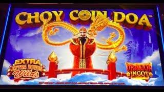 SUPER AMAZING BONUS ✵ CHOY COIN DOA ✵ SLOT MACHINE BIG WIN