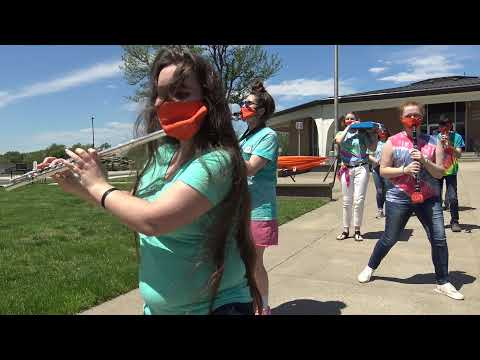 Neosho County Community College Band Promo