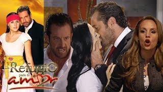 Un refugio para el amor - Capítulo 121: ¡Rodrigo le pide el divorcio a Gala! - tlnovelas