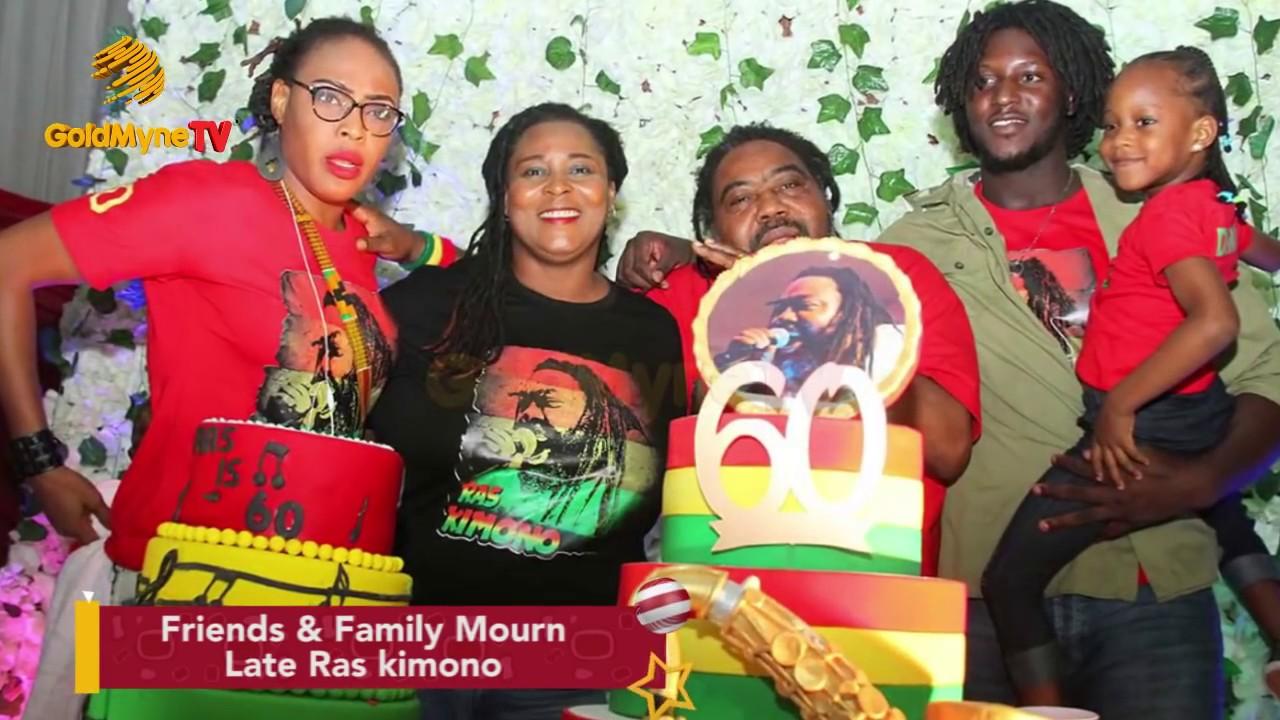 LATE RAS KIMONO: FRIENDS AND FAMILY RECOUNTS REGGAE MUSICIANS LAST MOMENTS  BEFORE DEATH