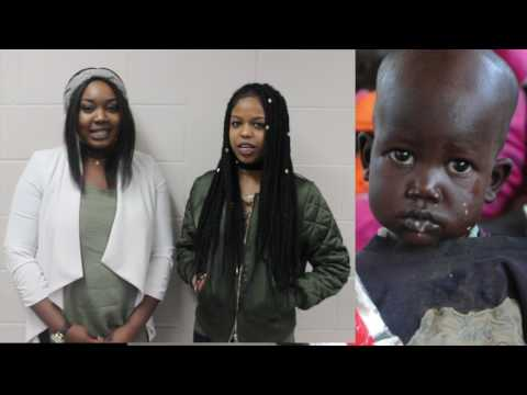 Calgary Youth Support South Sudan Famine 2017