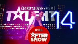 AFTER SHOW #14 – ČESKO SLOVENSKO MÁ TALENT 2019