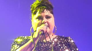 Beth Ditto - Love Long Distance (The Gossip) -- Live At AB Brussel 13-10-2017