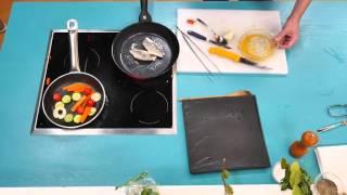 Blind Taste| Java 2| Puntata 3, Receta kocë me perime zgare