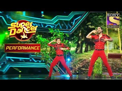 "Sanam And Jay's Mind blowing Performance On ""Mast Baharon Ka Main Ashiq"" | Super Danc"