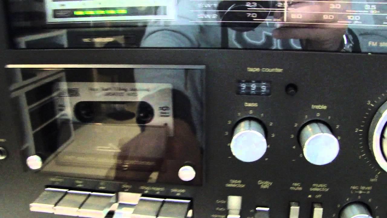 Technics Sa 300 Wiring Diagram Output Diagrams 370 S Stereo Set 70 Test Youtube Specs