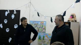 Презентация чешской кухни ( тлаченка) на чешском клубе Влтава г. Харьков