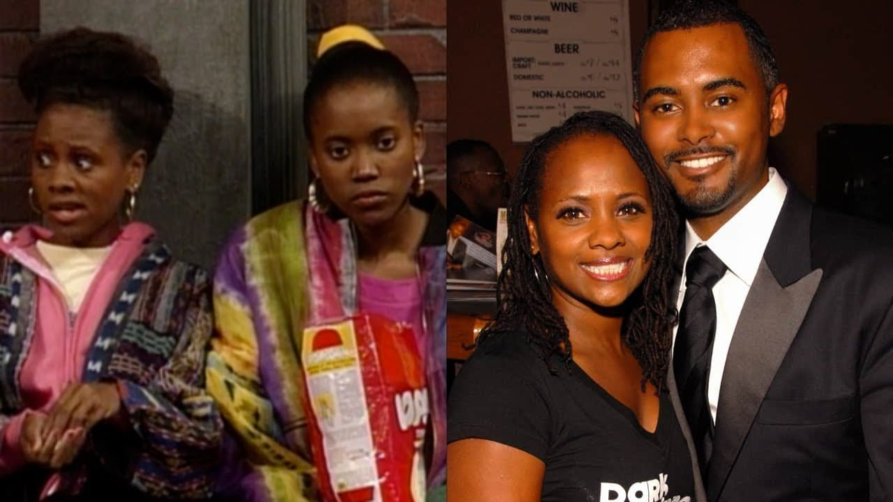 Remember Karen Malina From A Different World You Ll Be Surprised To See How She Looks Today At 54 Youtube She would then make noise as nicolette on 'malcolm & eddie'. karen malina from a different world