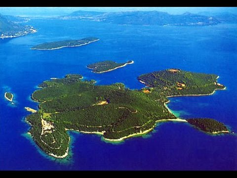 Skorpios Onassis Private Island Review Greece Footage