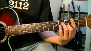 Gustavo Cerati | Torre De Marfil | Guitar Cover HD