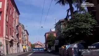 Болонья - город в красно-желтых тонах.(Болонья -