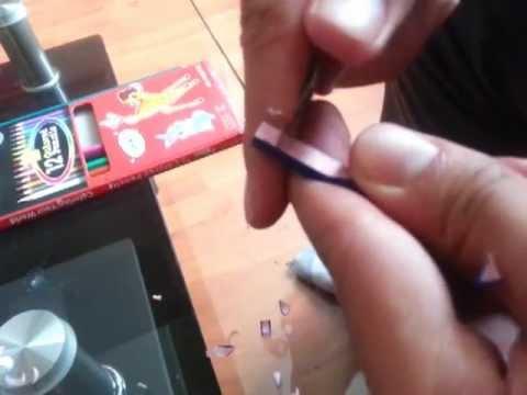 Hướng dẫn khắc bút chì cơ bản