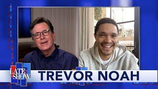 Trevor Noah: Trump's Response To Coronavirus Is Exposing His Lack Of Leadership