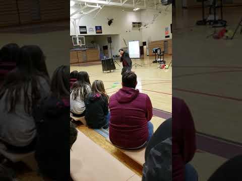 Ortega Middle School Gathering