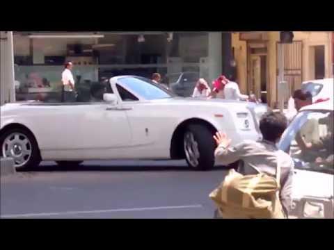Convertible Rolls Royce in Delhi