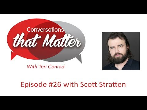 Trust, Relationships and the Long Game with Scott Stratten
