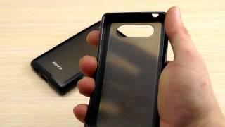 видео Чехлы для Nokia Lumia 820