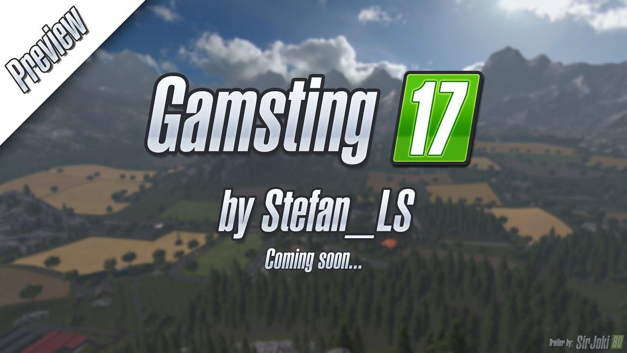 Gamsting | ModHub | Farming Simulator