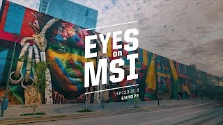 Eyes on MSIは、ブラジルで行われる2017 Mid-Season Invitationalに出場...