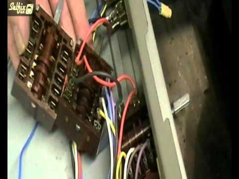 how to replace a cooker control switch youtube electric oven wire harness