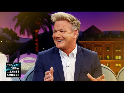 What Got Sad Gordon Ramsay In His Son's Underpants?