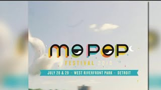 Mo Pop Music Festival heads back to downtown Detroit