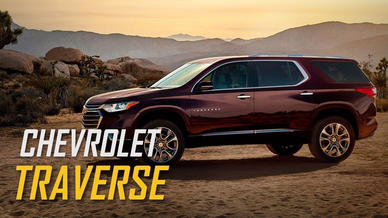 2018 Chevrolet Traverse Drive Interior New Chevy Suv