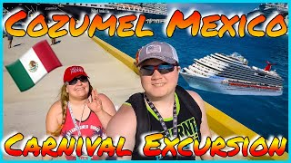Carnival Cruise Excursion in Cozumel Mexico (part 2)