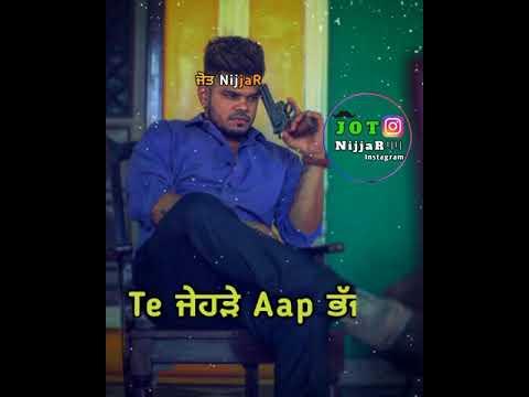 Rond Waste Sucha Yaar Whatsapp Status | Latest Punjabi Songs 2019 | Punjabi Whatsapp Status | Chakme