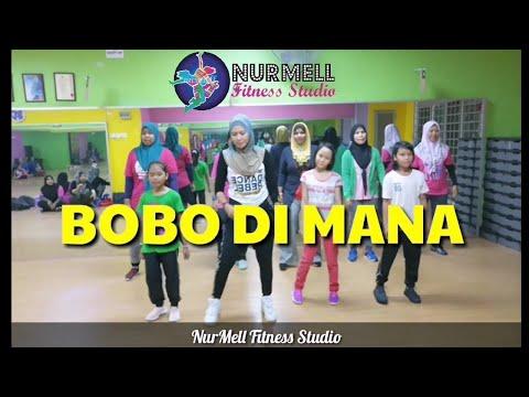 Viral Step!! Zumba Bobo DiMana By Dato Aliff Syukri, Nur Sajat, Lucinta Luna With Zin Nurul